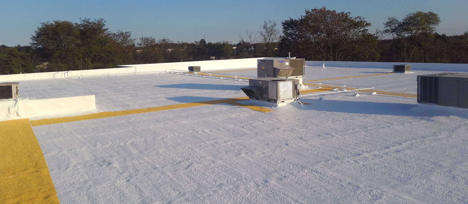 JD Coatings  Commercial Roofing, Waterproofing and Seamless Coating